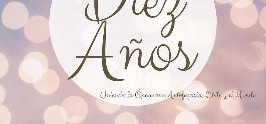 Grandes Recuerdos de Amigos de la Opera de Antofagasta