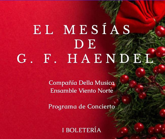 El Mesías de Haendel