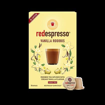 Capsules red espresso® (Vanilla)