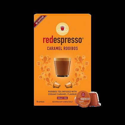 Capsules red espresso® (Caramel)