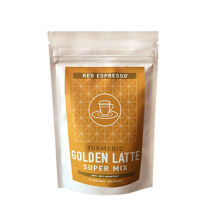 red espresso® Turmeric Latte Mix 100γρ
