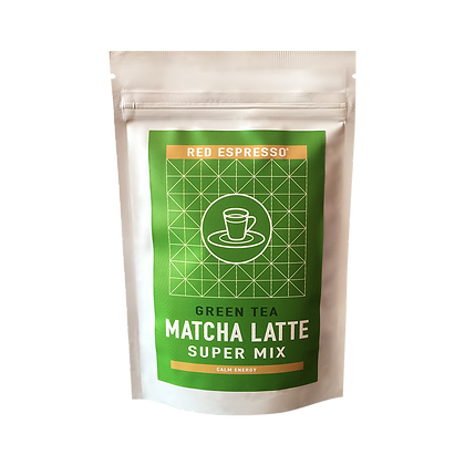 red espresso® Matcha Latte Mix 100g
