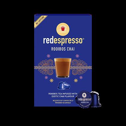 Κάψουλες red espresso® (Chai)