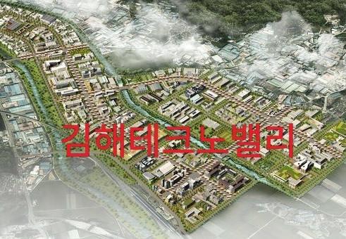 경남 김해 진례면에 대규모 자동차부품 산단 조성