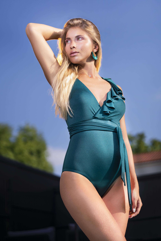 Modèle, Swimwear