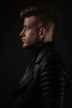 Portrait, Homme , Studio