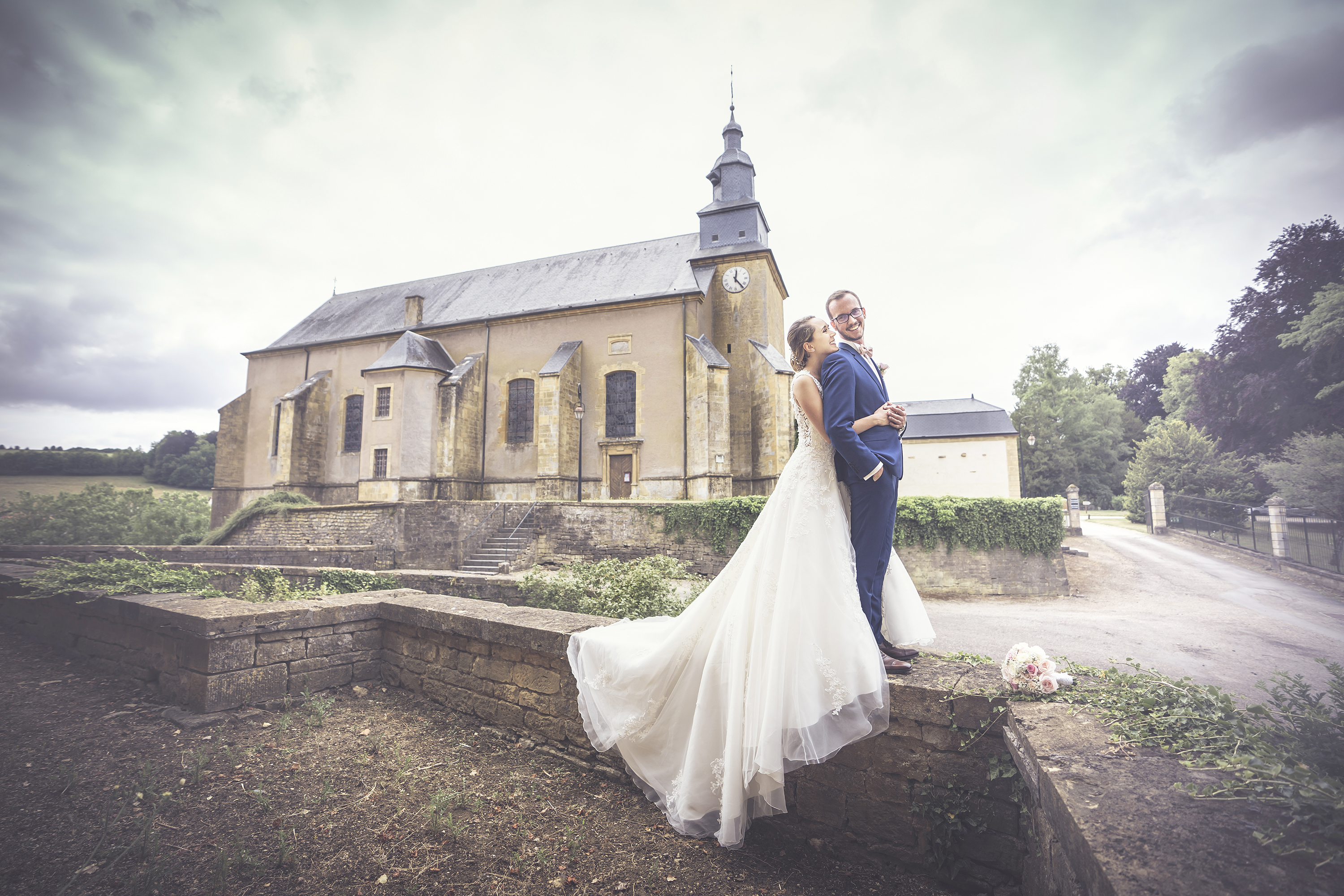 Mariage, Château, Moselle