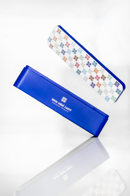 packshot, packaging chocolat