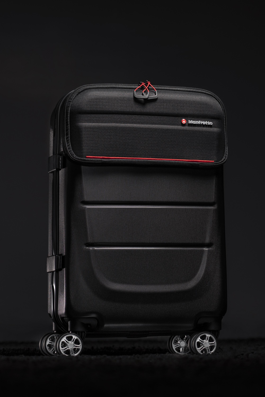 packshot, manfrotto, studio, valise