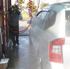 자동차 청소법