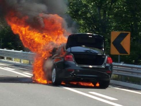 또다시 불탄 BMW…소비자단체, 자동차안전관리법 개정 촉구