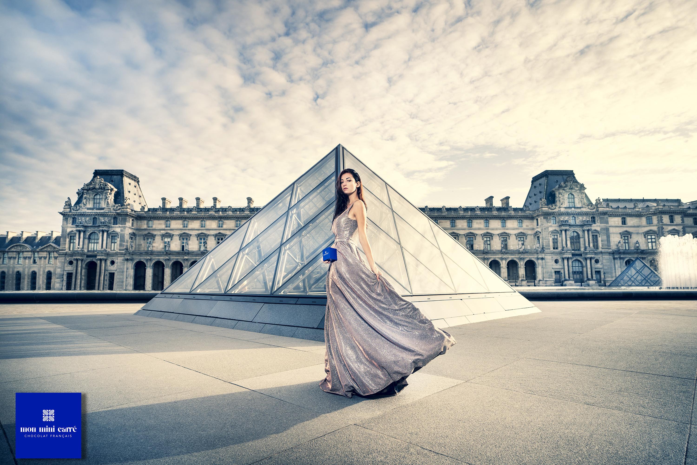 Packshot, Publicité, Paris, Louvre