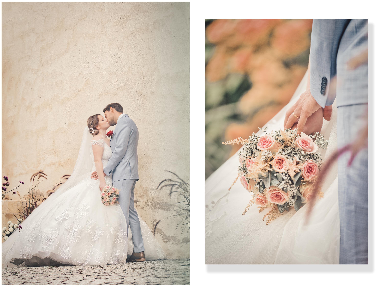 Mariage, Metz, bouquet