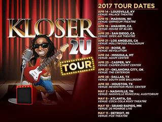 Lil Wayne Brings on Gil Smith II for Kloser 2 U Tour
