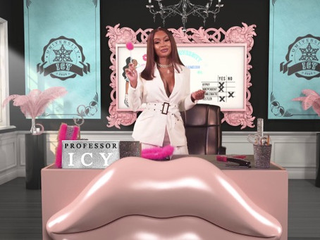 Saweetie Launches New Series 'Icy University'