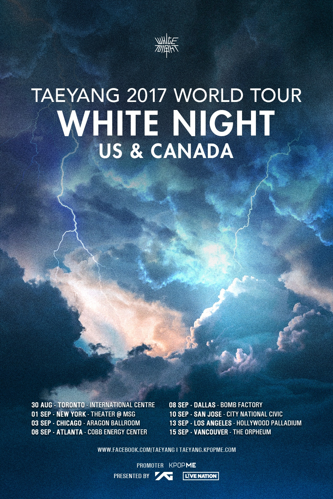 taeyang whitenight