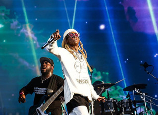 Lil Wayne Gives a Memoriable Set at Lollapalooza with Music Director Gil Smith