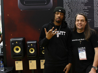FKi 1st Welcomed by KRK Systems at The NAMM Show 2019