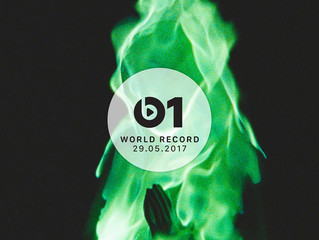"""Zane Lowe and Beats 1 Radio Premieres A. Chal's """"Love and Hennessey""""  Produced by FKi"""