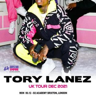 Tory Lanez Announces UK Tour Dates