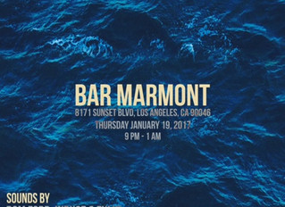 President of Matrix Artists, Jennifer Horton, Hosts BMI Event @ Bar Marmont