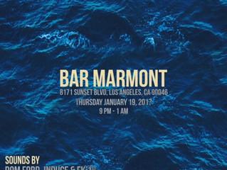 President of Matrix Artists, Jennifer Horton, Hosts BMI Event @ Bar Marmont