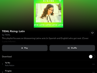 "Ratchetón's Single ""Yo Se"" Featured in TIDAL Rising: Latin Playlist"