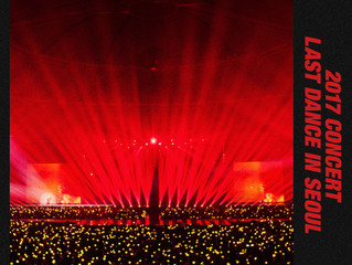 "Music Director Gil Smith II joins BIGBANG for ""Last Dance"" Tour"