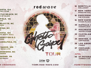 Gil Smith II Joins Rod Wave Ghetto Gospel Tour as Music Director