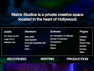 Announcing the Launch of Matrix Studios