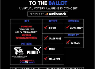 10.21 - Audiomack: From TheBasement To The Ballot