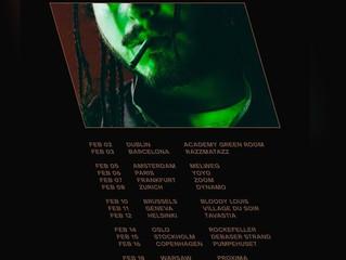 The Hollywood Dreams Tour x Danny Seth & FKi 1st