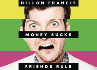 Dillon Francis Collaborates with The Rej3ctz