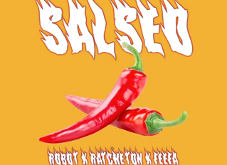 "ROBOT Drops ""Salseo"" Ft. Ratchetón & Feefa"