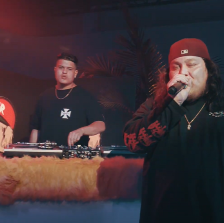 "Ratchetón x 2 Deep Release Music Video for ""Hey Nena"""