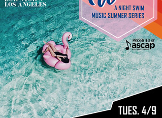 Aces Wild: A Night Swim Music Summer Series
