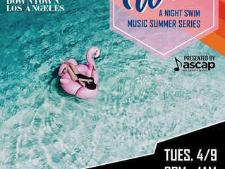 Aces Wild: A Night Swim Music Summer Series