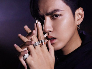 "Kris Wu Bvlgari Commercial Features ""Coupe"" From the Antares Album"