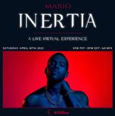 """Mario """"INERTIA"""" A Live Virtual Experience"""