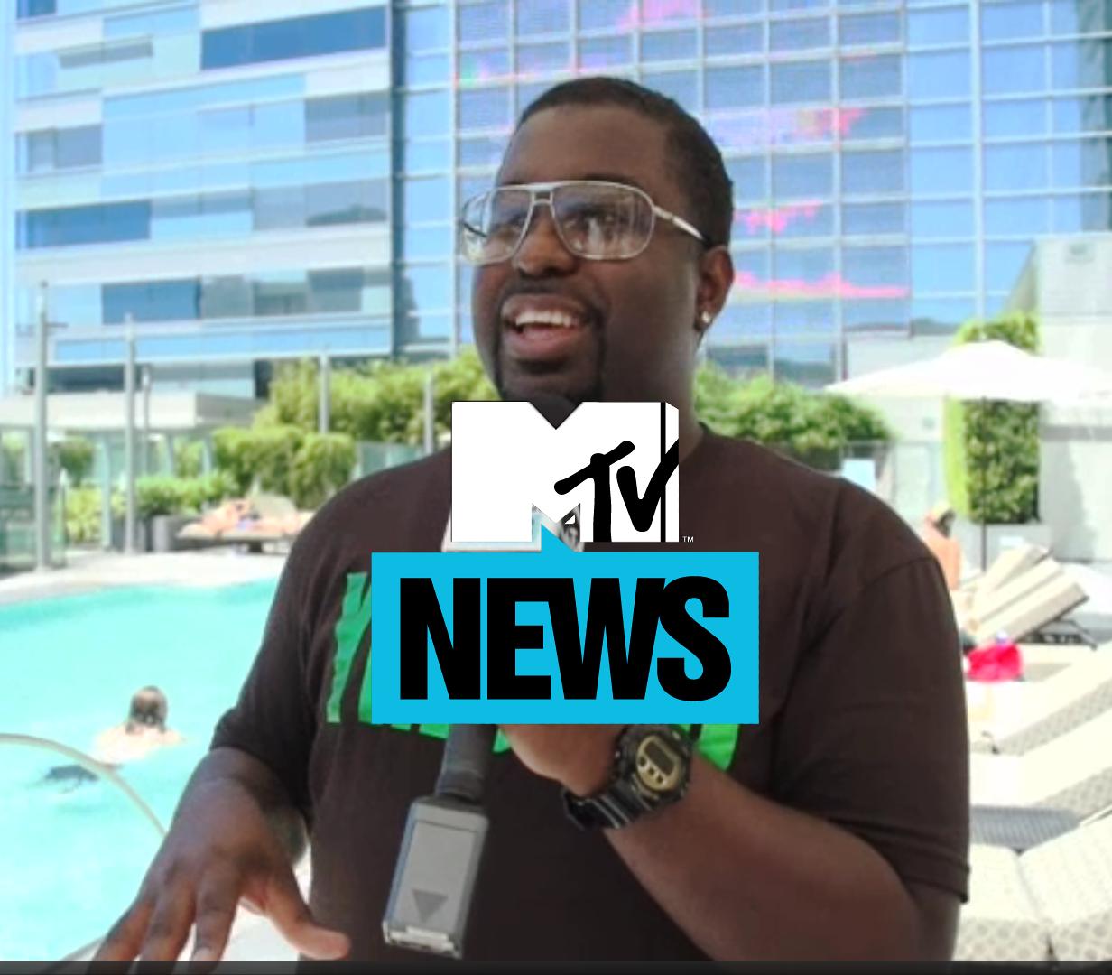 Gil Smith Teases 'Rockstar' VMA Set