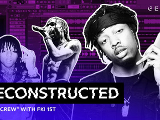 "Genius: The Making of Travis Scott's ""R.I.P. Screw"" With FKi 1st"