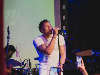 Rotimi & Music Director Gil Smith Sold Out Show in NYC at Sounds Of Brazil