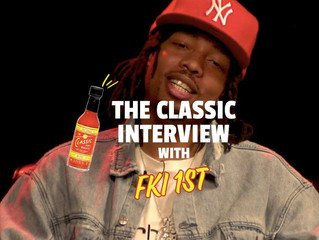 First We Feast: The Classic Interview With FKi 1st