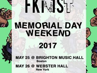 FKi 1st Memorial Day Weekend 2017