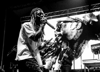 Lil Wayne Headlines JMBLYA in Dallas TX With Music Director Gil Smith II