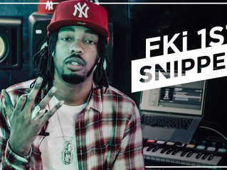 FKi 1st Breaks Down Sessions During #SNIPPETS Interview for Power 106