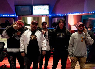 Royal Highness Hit The Studio With Cuco, J.Patron and Ratchetón Ahead of New Album