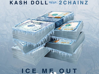 "2 Chainz joins Kash Doll on the remix of ""Ice Me Out"" 💎 Produced by FKi 1st"