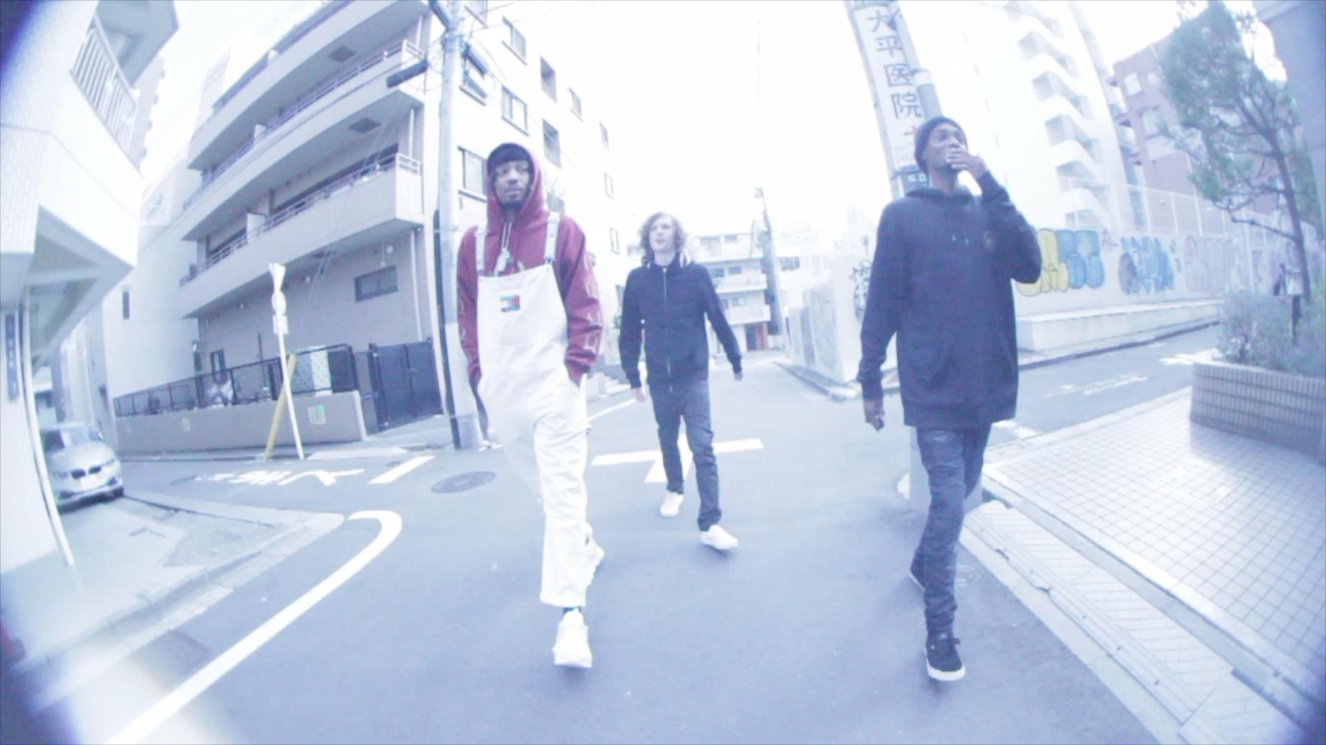 tokyo free street walk