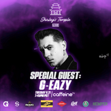 New Episode of Shirley's Temple features G-Eazy Live on Caffeine TV